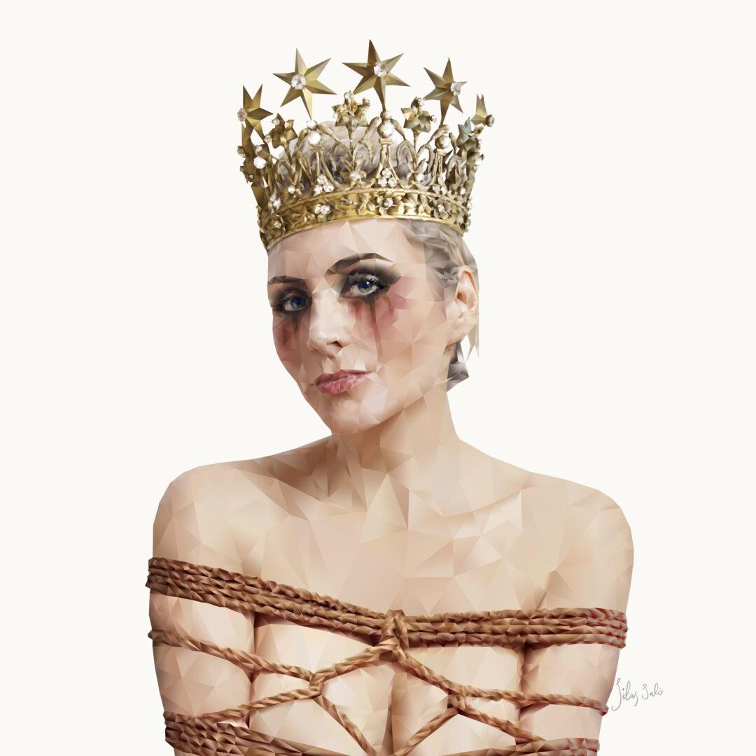 Sad Queen